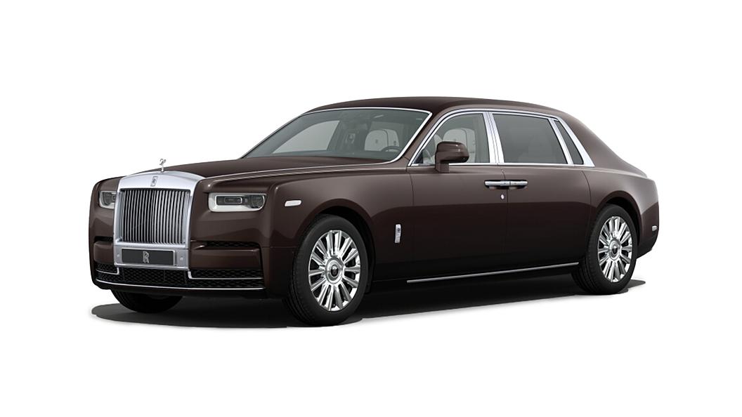 Rolls-Royce  Phantom VIII  Smokey Quartz Colour