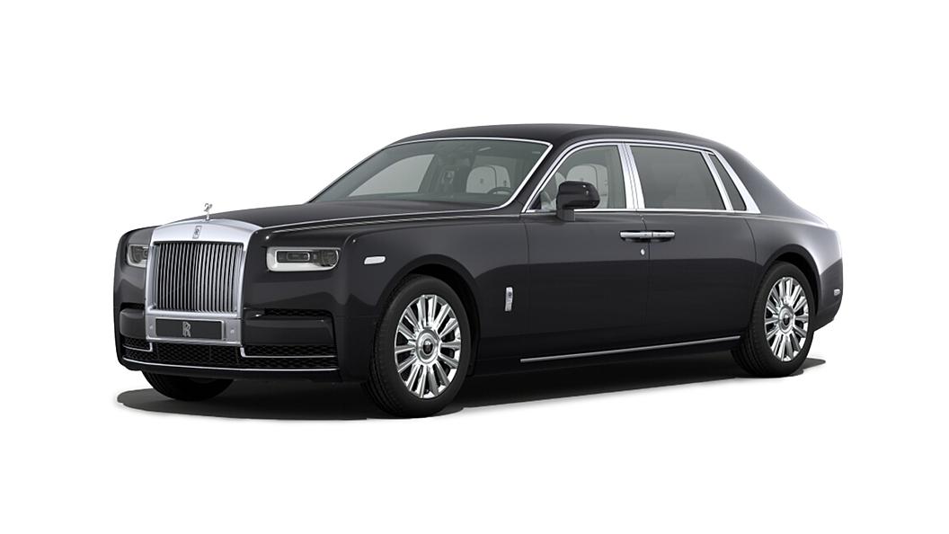 Rolls-Royce  Phantom VIII Black Colour