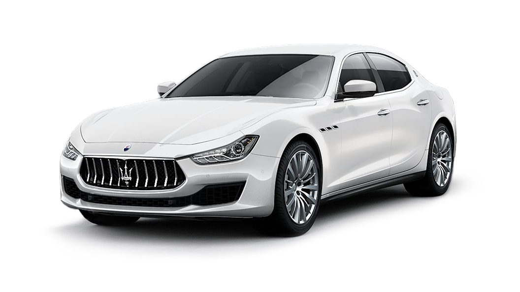 Maserati  Ghibli Bianco Colour
