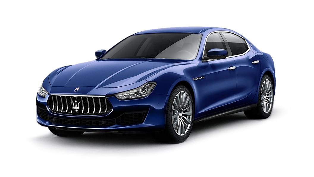 Maserati  Ghibli Blu Emozione Colour
