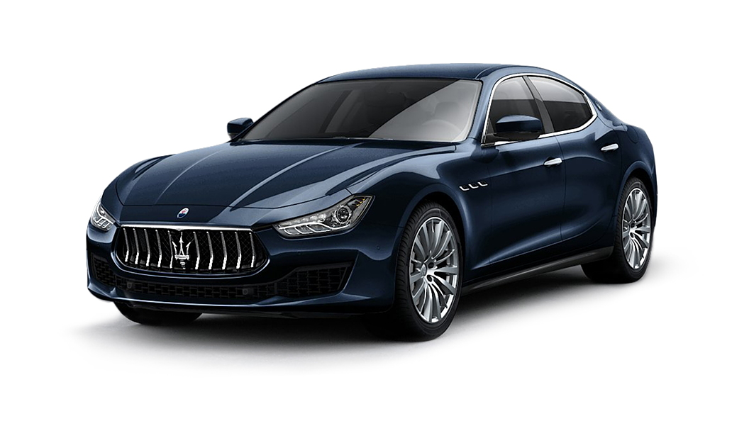 Maserati  Ghibli Blu Nobile Colour