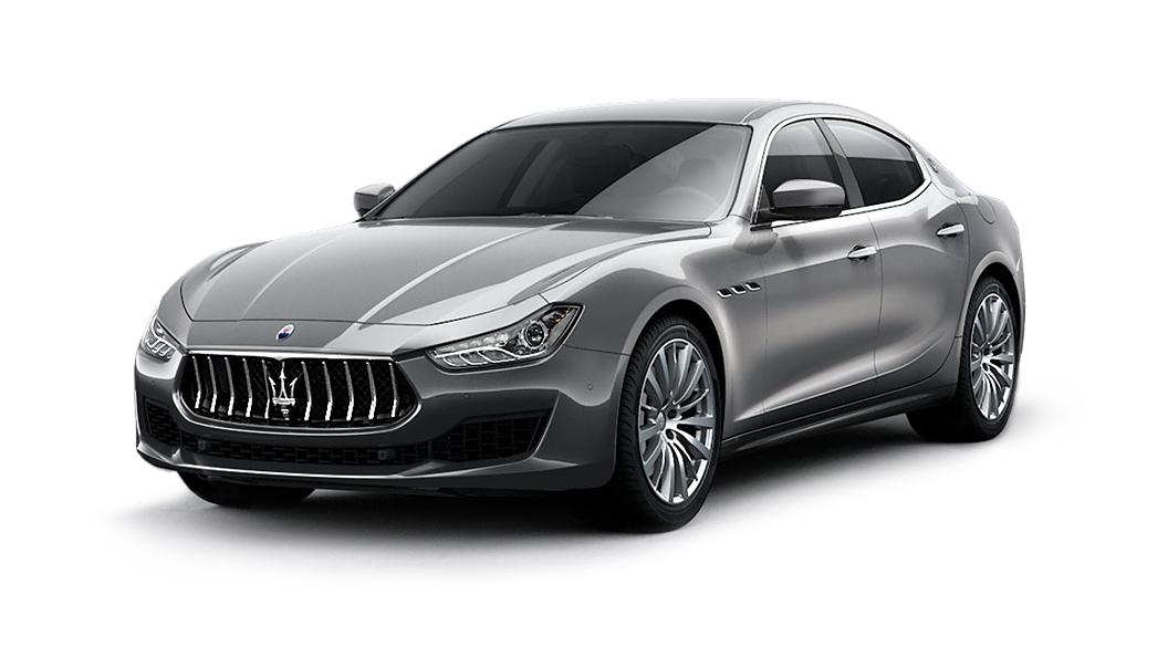 Maserati  Ghibli Grigio Colour