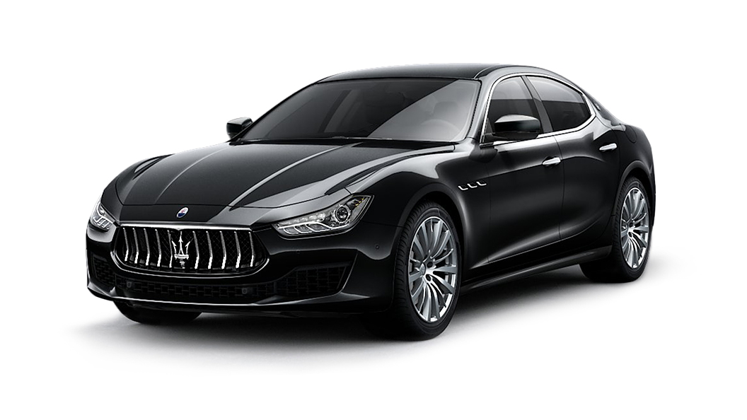 Maserati  Ghibli Nero Colour
