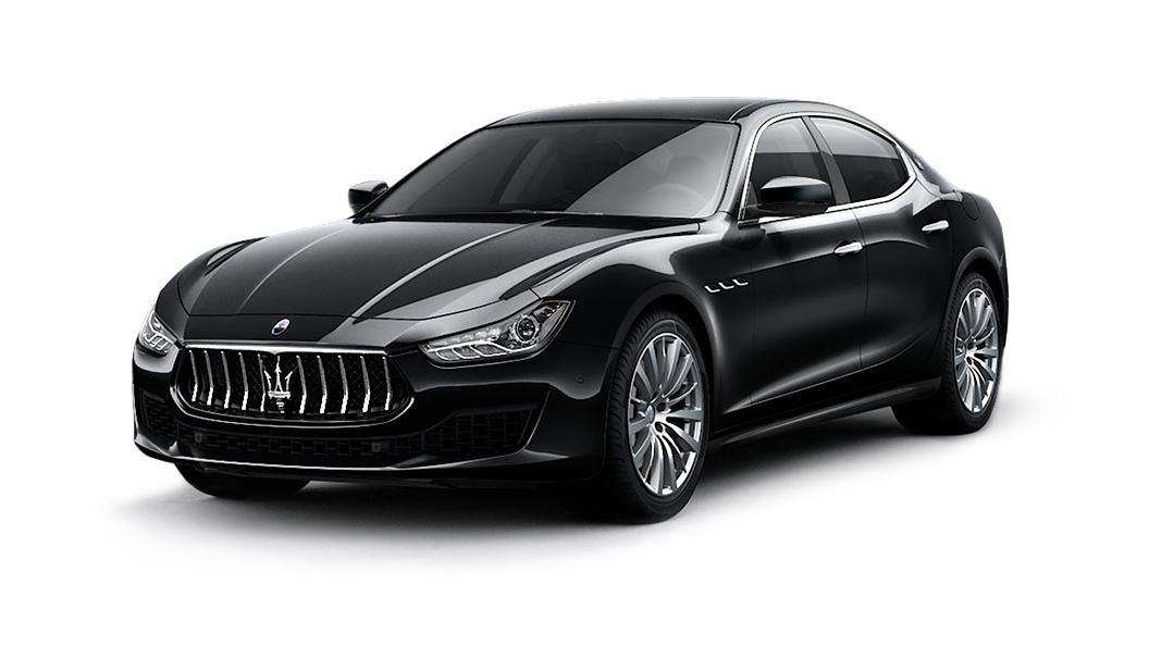Maserati  Ghibli Nero Colour