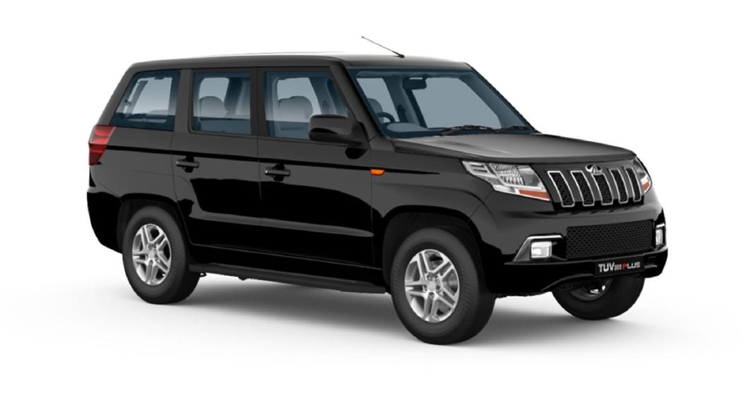 Mahindra  TUV300 PLUS Bold Black Colour