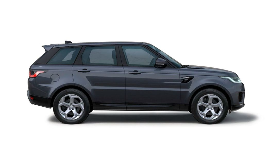 Land Rover  Range Rover Sport Amethyst Grey Purple Colour