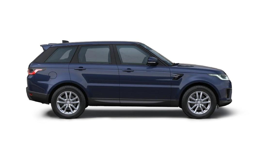 Land Rover  Range Rover Sport Balmoral Blue Metallic Colour