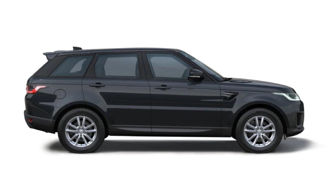 Land Rover  Range Rover Sport Borealis Black Metallic Colour