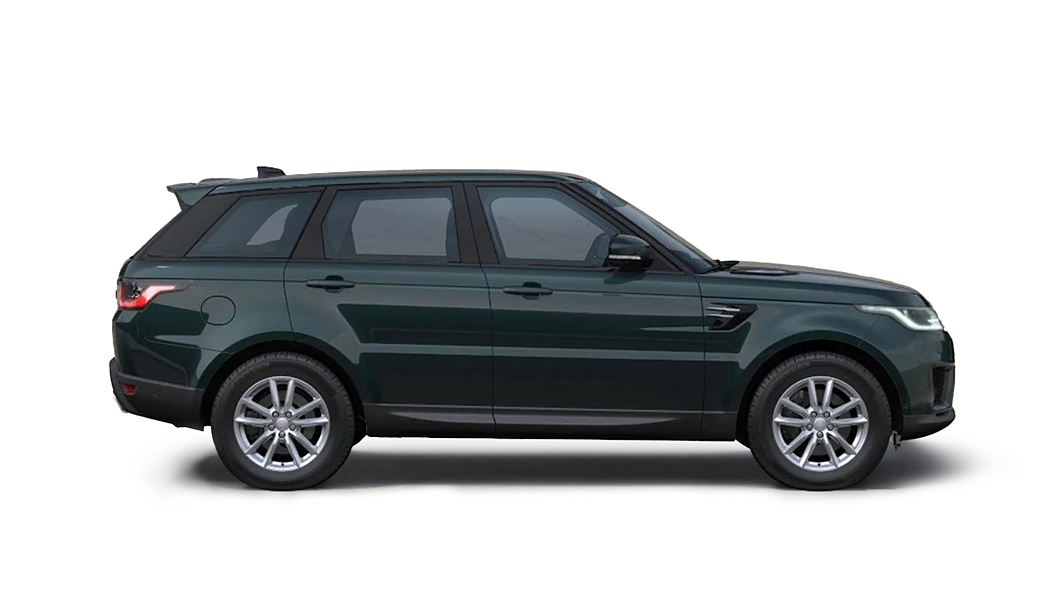Land Rover  Range Rover Sport British Racing Green Metallic Colour