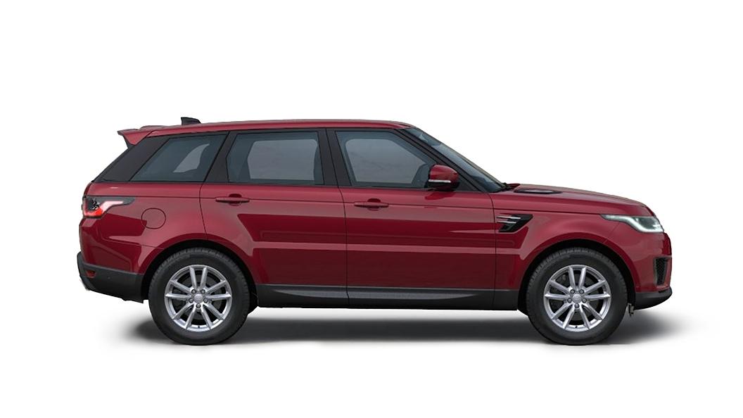Land Rover  Range Rover Sport Firenze Red Metallic Colour