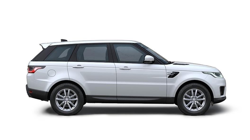 Land Rover  Range Rover Sport Fuji White Colour