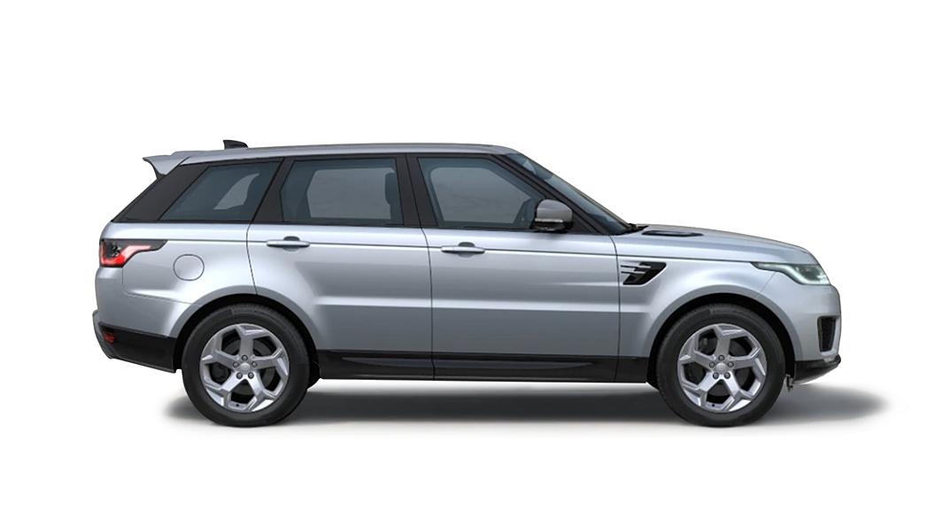 Land Rover  Range Rover Sport Hakuba Silver Colour