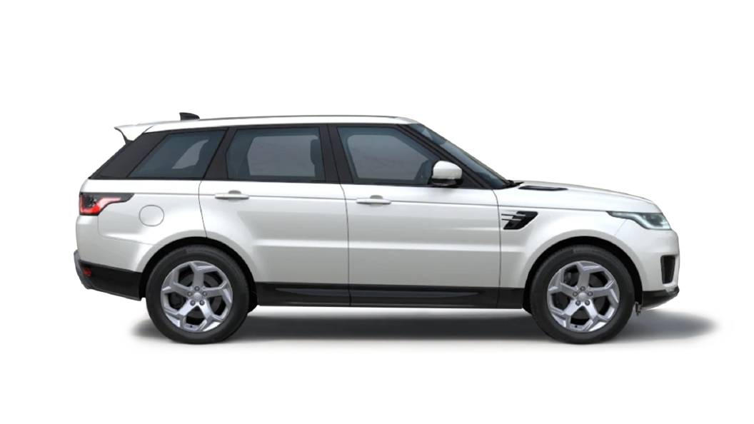 Land Rover  Range Rover Sport Icy White Colour