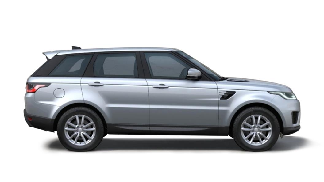 Land Rover  Range Rover Sport Indus silver Metallic Colour