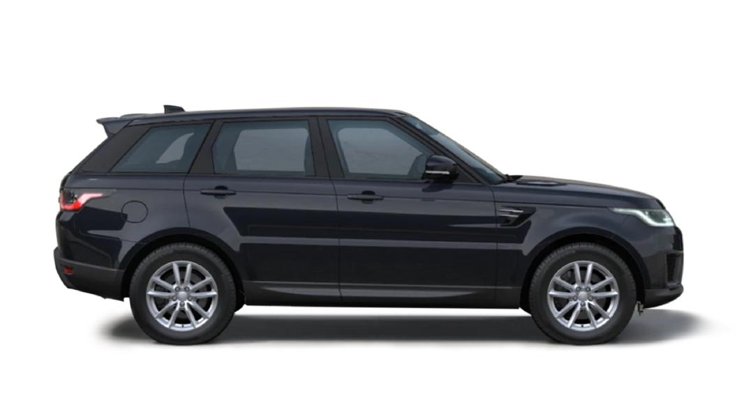 Land Rover  Range Rover Sport Lingurian Black Metallic Colour
