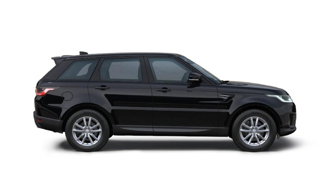 Land Rover  Range Rover Sport Narvik Black Colour