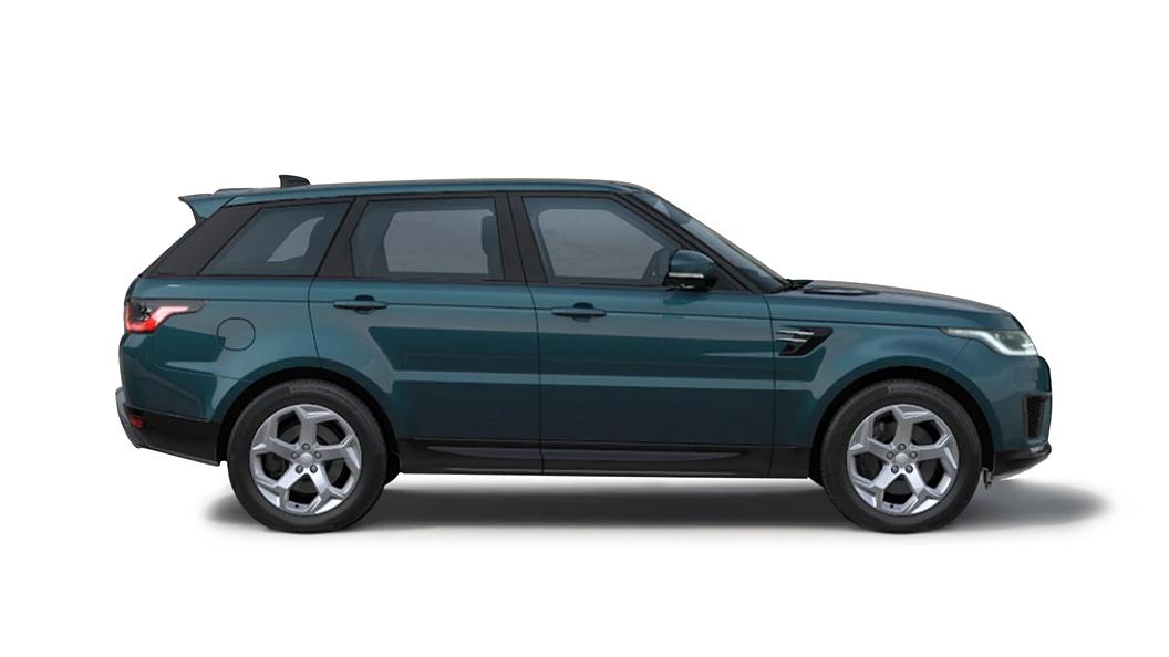 Land Rover  Range Rover Sport Petrolix Blue Colour