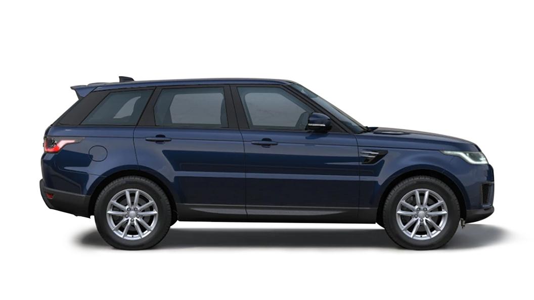 Land Rover  Range Rover Sport Portofino Blue Metallic Colour