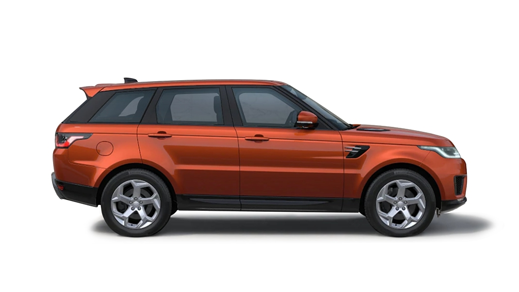 Land Rover  Range Rover Sport Sanguinello Orange Colour
