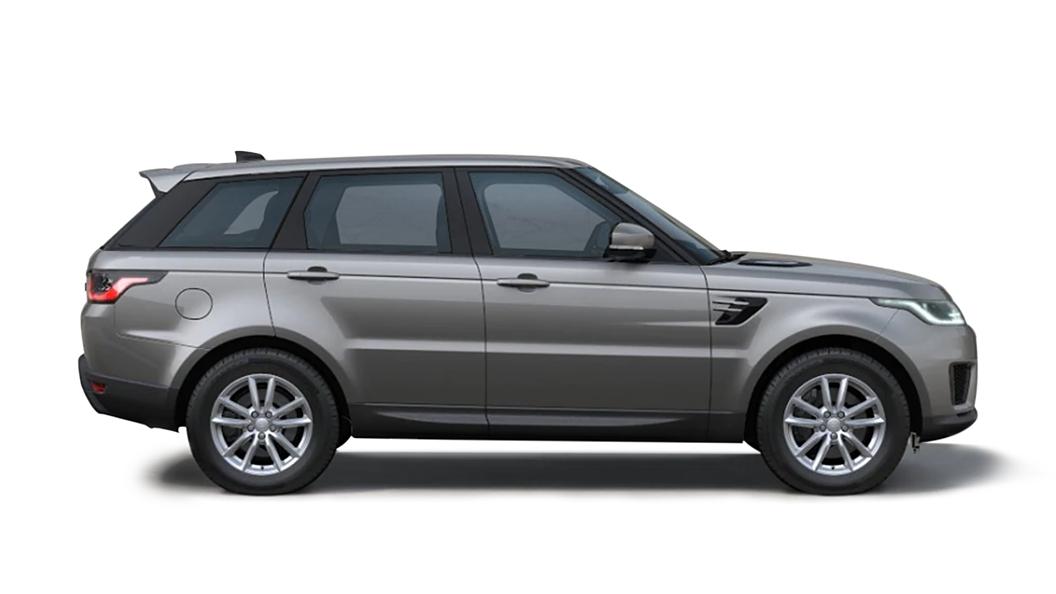 Land Rover  Range Rover Sport Silicon Silver Metallic Colour