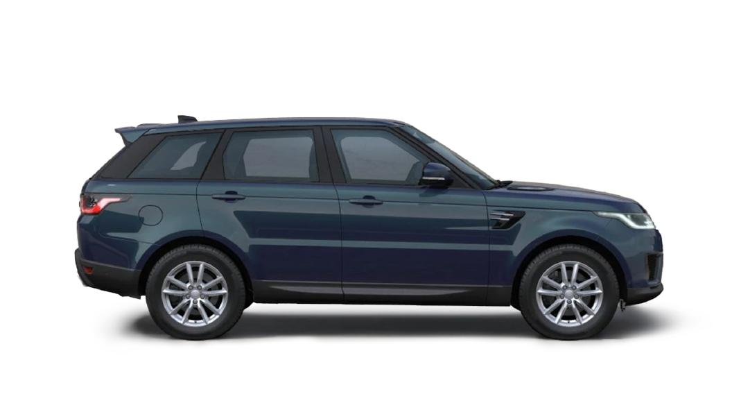 Land Rover  Range Rover Sport Spectral Blue Colour