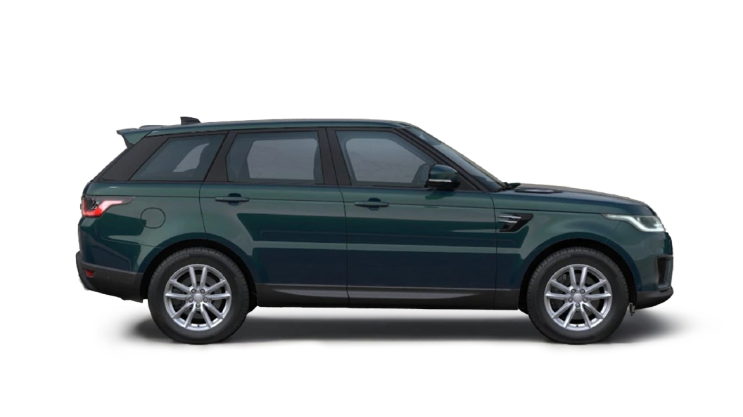 Land Rover  Range Rover Sport Spectral British Racing Green Colour