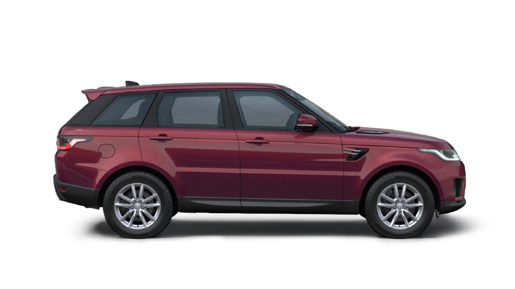 Land Rover  Range Rover Sport Spectral Racing Red Metallic Colour