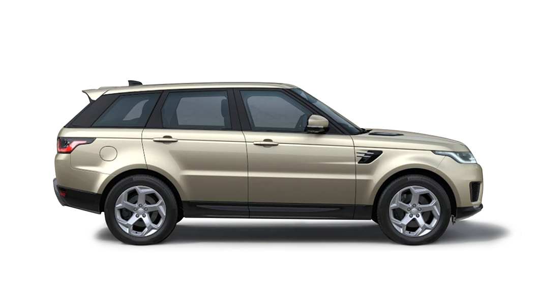 Land Rover  Range Rover Sport Sunset Gold Colour