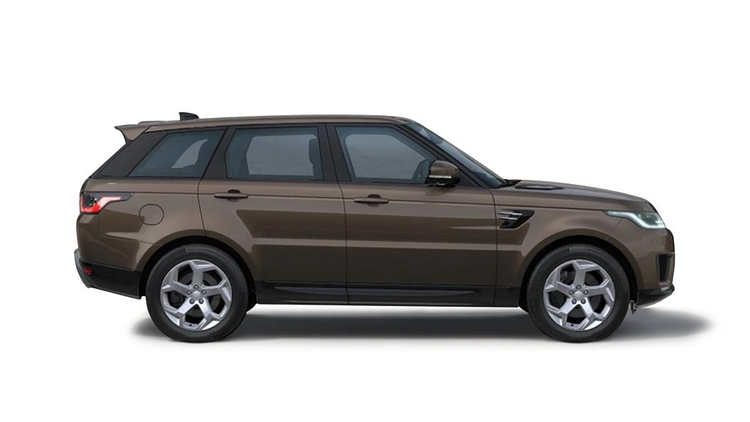 Land Rover  Range Rover Sport Tourmaline Brown Colour