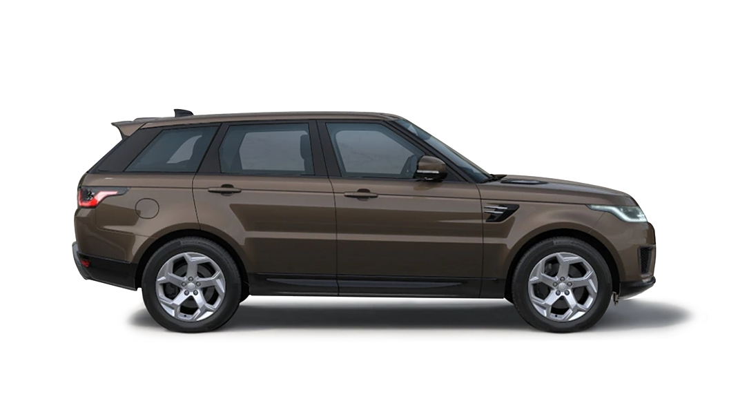 Land Rover  Range Rover Sport Tourmaline Brown Colour