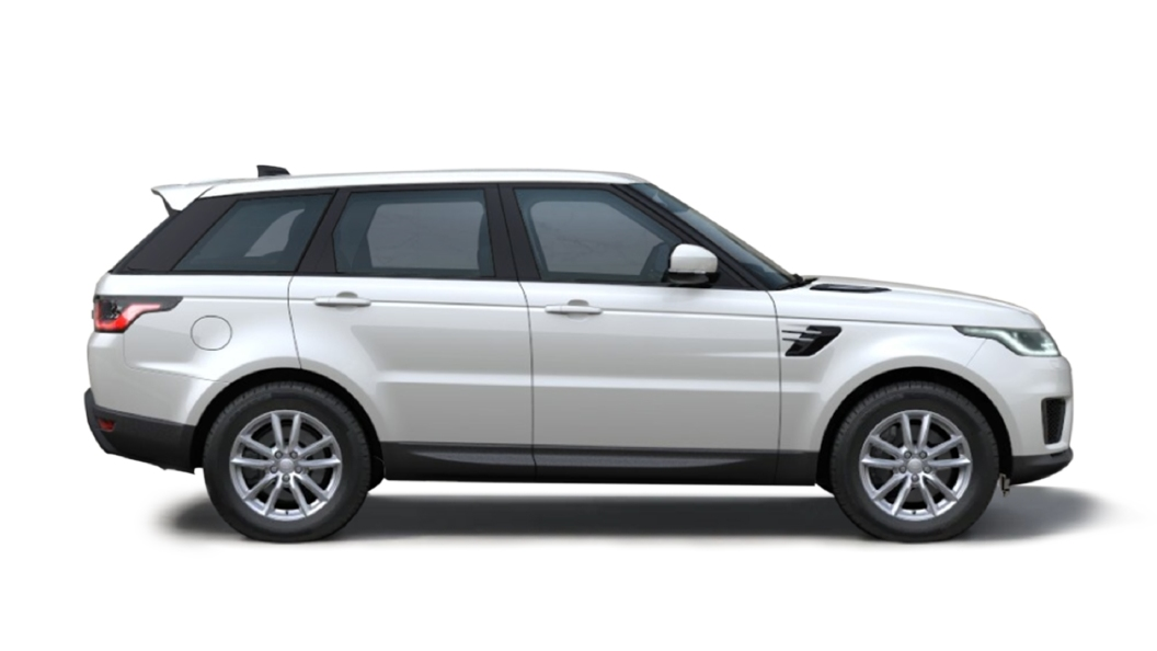 Land Rover  Range Rover Sport Valloire White Pearl Metallic Colour