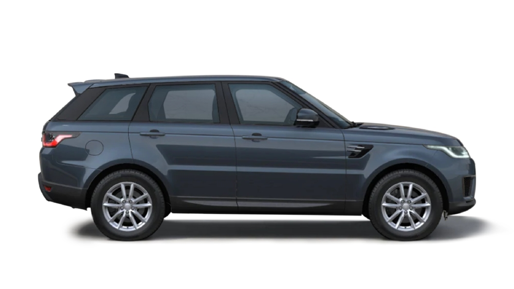 Land Rover  Range Rover Sport Windward Grey Metallic Colour