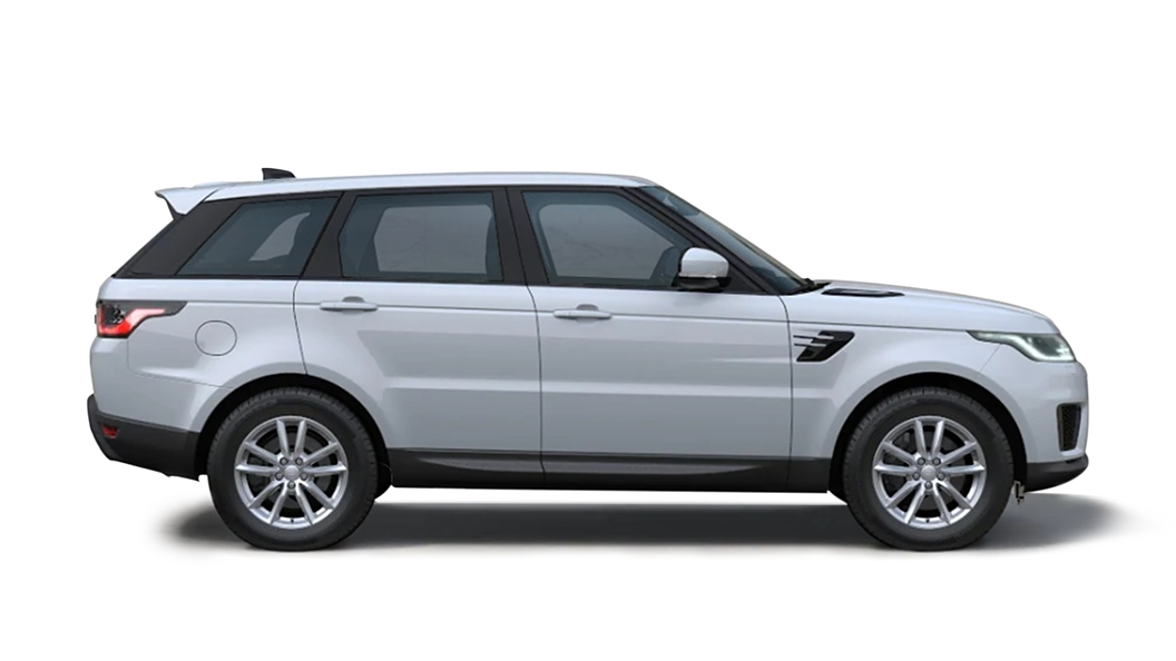 Land Rover  Range Rover Sport Yulong white Metallic Colour