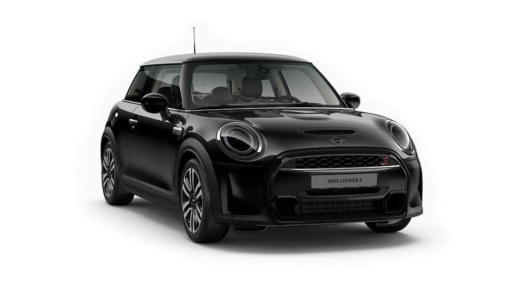 Mini  Cooper Midnight Black Colour