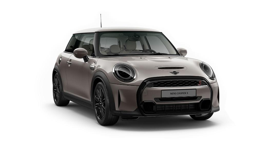 Mini  Cooper Rooftop Grey Metallic Colour