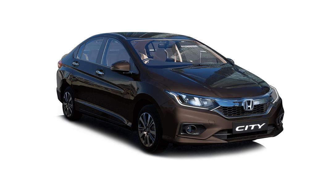 Honda  City Golden Brown Metallic Colour