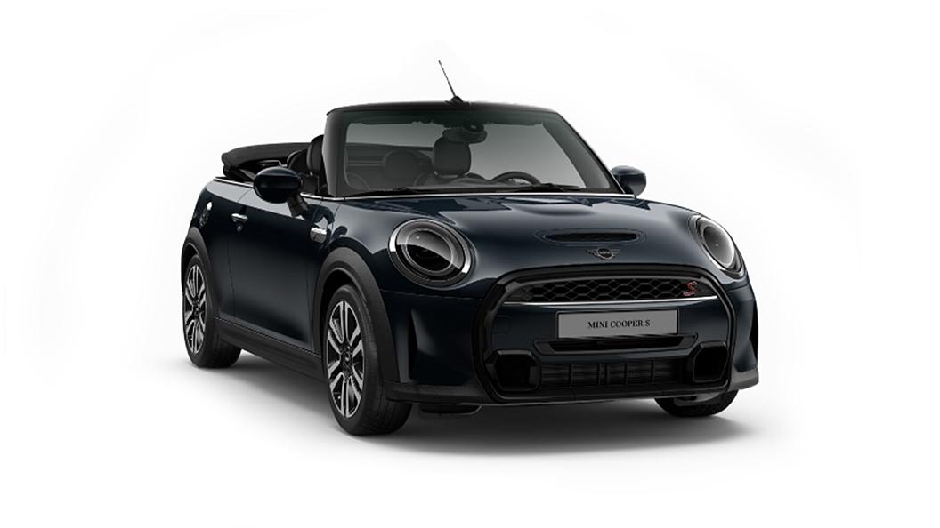 Mini  Cooper Convertible Engimatic Black Metallic Colour