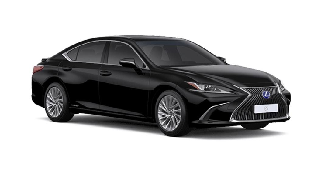 Lexus  ES Black Colour