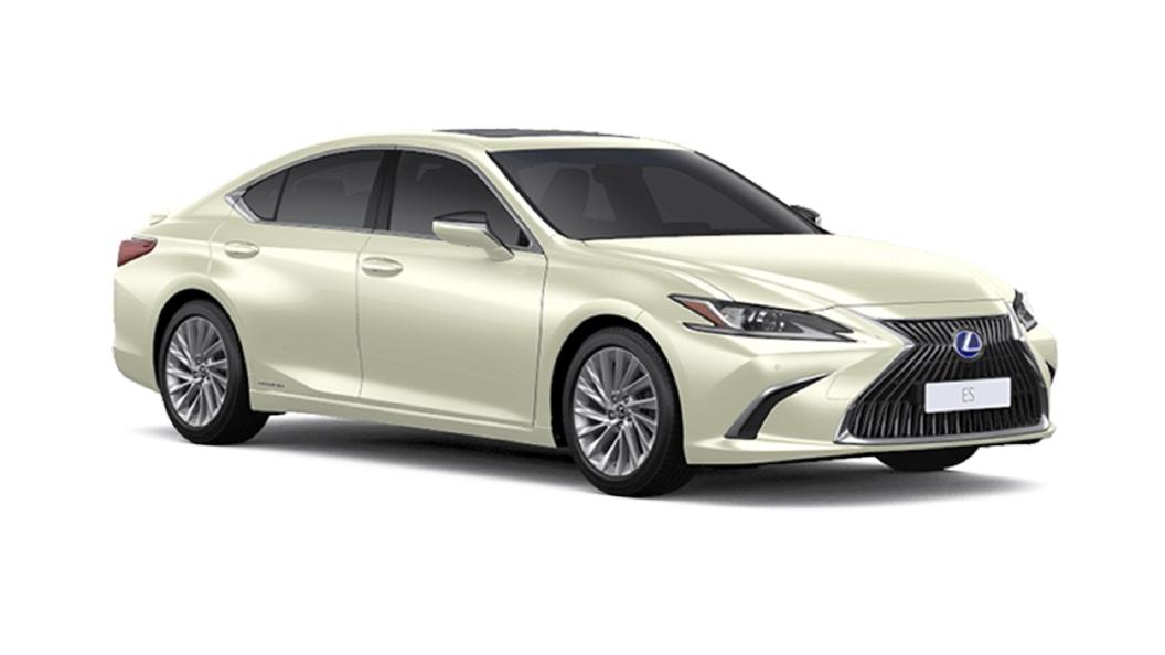 Lexus  ES Ice Ecru Mica Metallic Colour