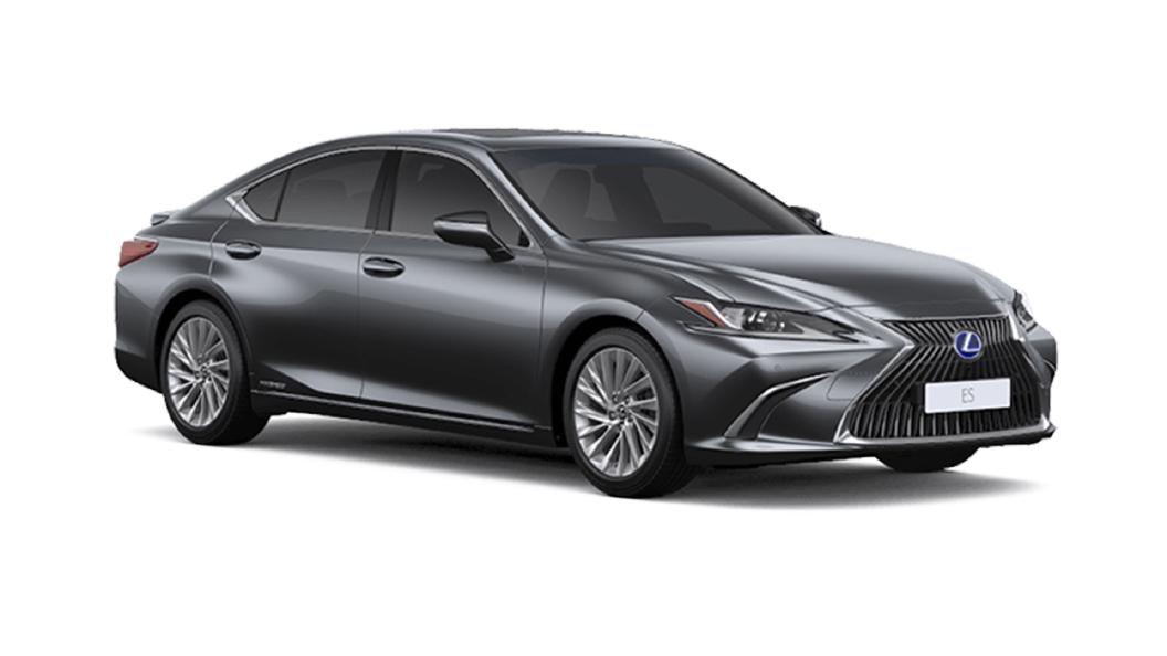 Lexus  ES Mercury Grey Mica Colour