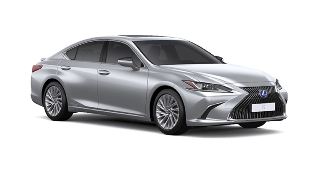 Lexus  ES Platinum Silver Metallic Colour