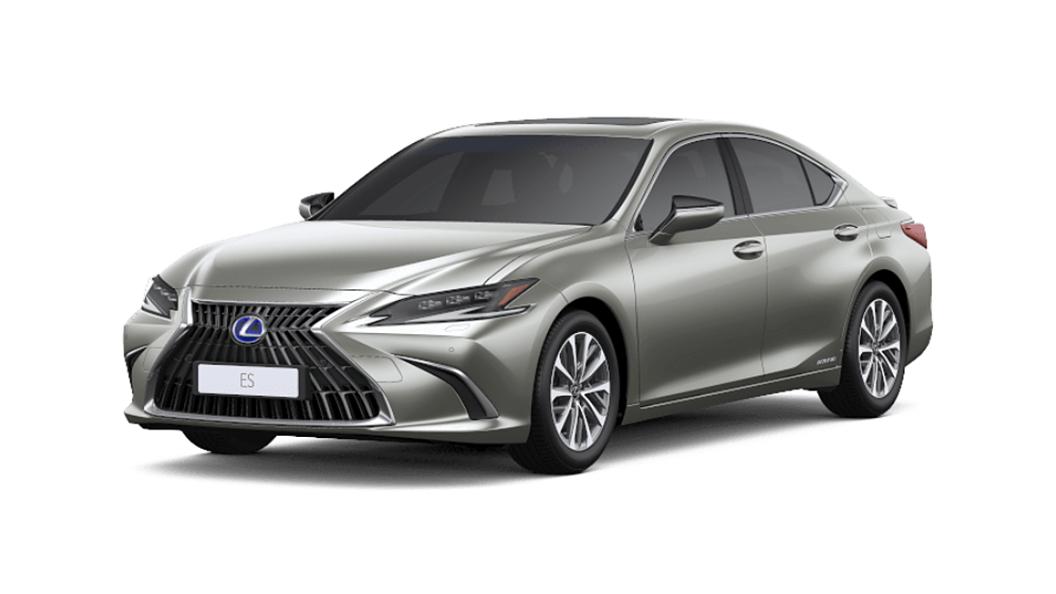 Lexus  ES Sonic Titanium Colour