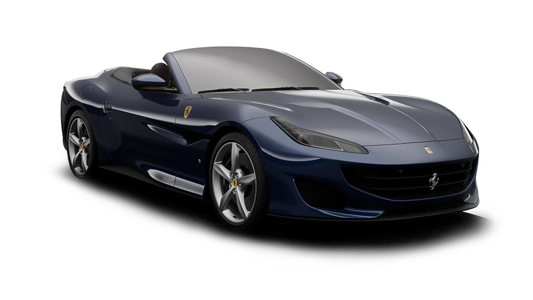 Ferrari  Portofino Blu Tour De France Colour