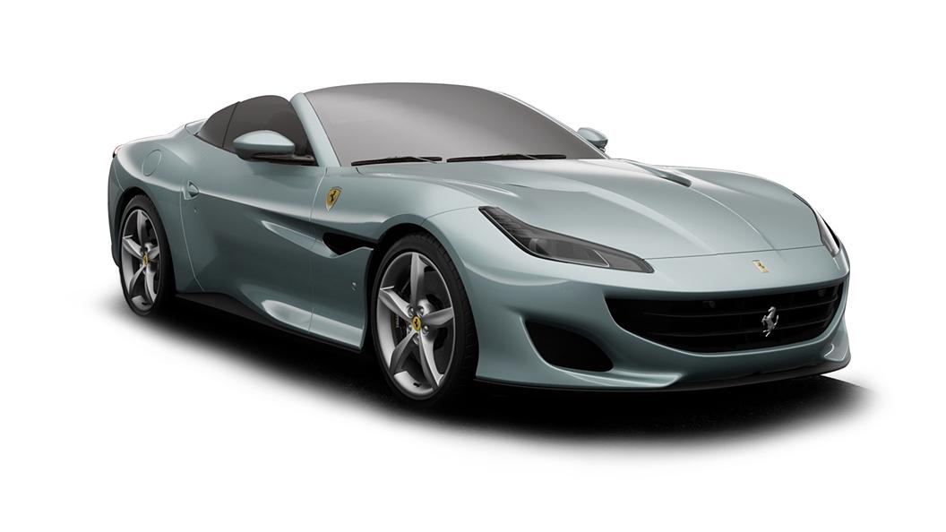 Ferrari  Portofino Grigio Alloy Colour