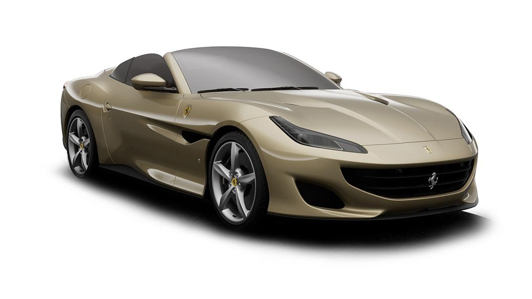Ferrari  Portofino Grigio Ingrid Colour