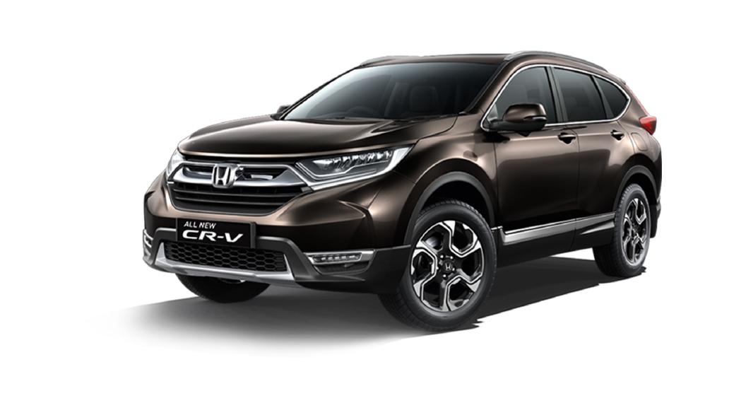 Honda  CR-V Golden Brown Metallic Colour