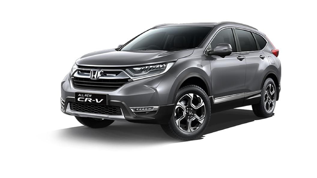 Honda  CR-V Modern Steel Metallic Colour