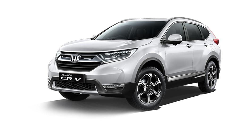 Honda  CR-V White Orchid Pearl Colour