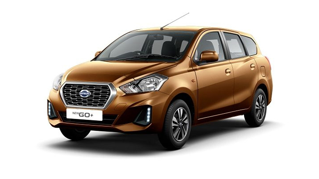 Datsun  Go + Sunstone Brown Colour