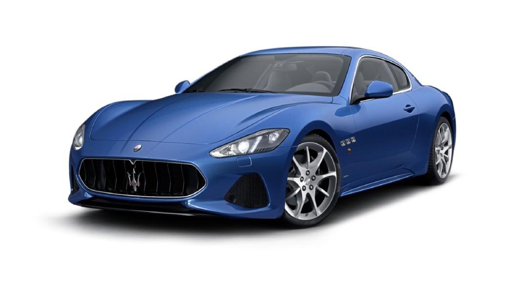 Maserati  GranTurismo Blu Sofisticato Colour